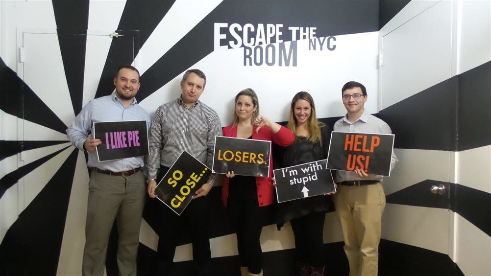 Escape The Room Nyc New York Haunted Houses