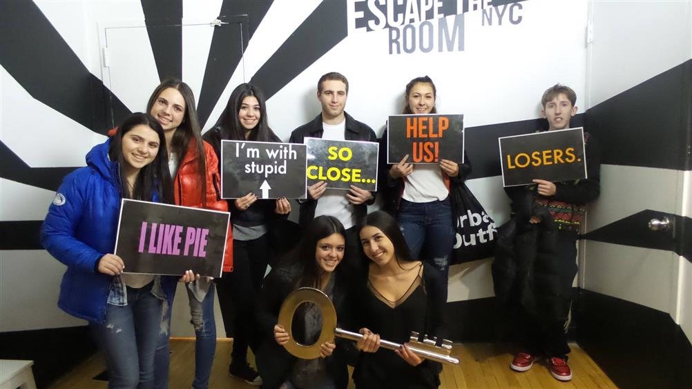 Escape The Room Nyc The Agency