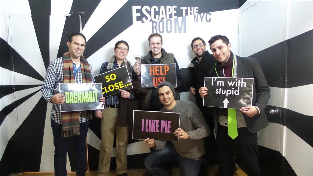 Escape The Room Nyc Halloween