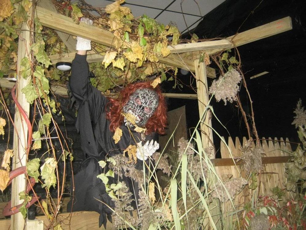 Starcc Raving Mad House New York Haunted Houses