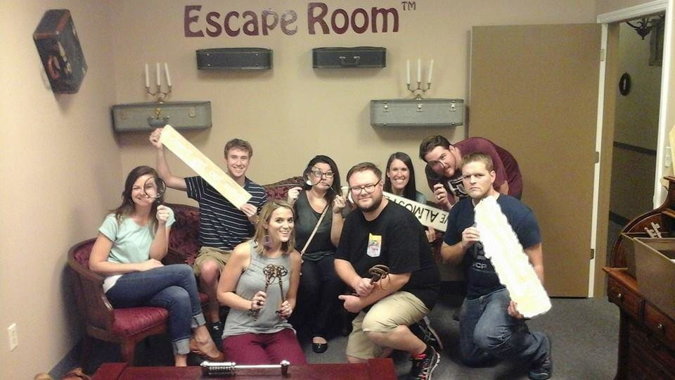 The Great Escape Room New York Haunted Houses